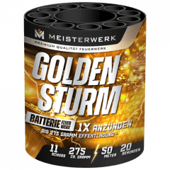 GOLDEN STURM 11'S (nc)