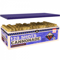 CANNONADE 120'S (nc)